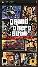 Jaquette Grand Theft Auto : Liberty City Stories - PlayStation Portable