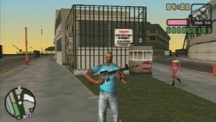 Test Grand Theft Auto : Vice City Stories PlayStation Portable - Screenshot 18