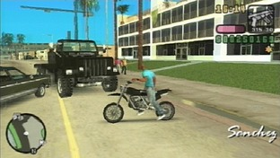 Test Grand Theft Auto : Vice City Stories PlayStation Portable - Screenshot 26