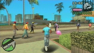 Test Grand Theft Auto : Vice City Stories PlayStation Portable - Screenshot 33