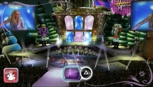 Hannah Montana : Rock out the Show PlayStation Portable