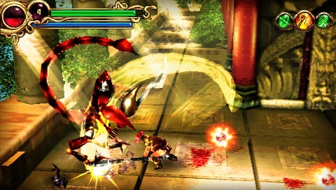 Images Hero of Sparta PlayStation Portable - 9