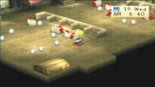 Harvest Moon : Boy & Girl PlayStation Portable