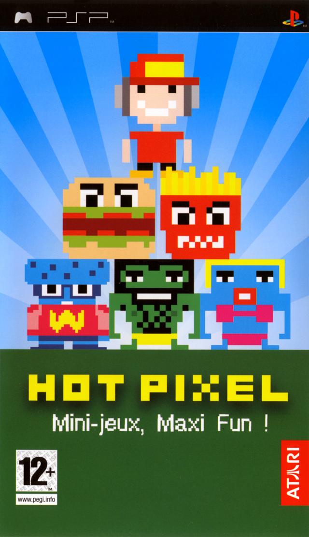 telecharger gratuitement  Hot Pixel