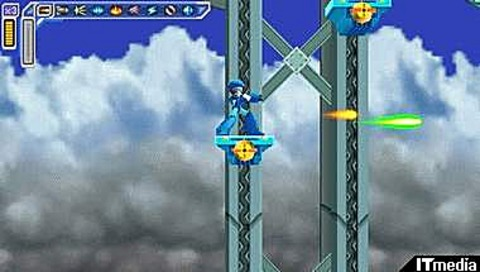 Images Mega Man Maverick Hunter X PlayStation Portable - 12