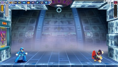 Images Mega Man Maverick Hunter X PlayStation Portable - 18