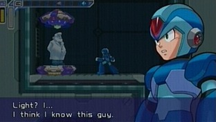 Mega Man Maverick Hunter X PlayStation Portable
