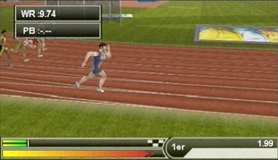 International Athletics PlayStation Portable