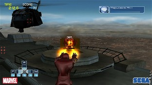 Iron Man PlayStation Portable