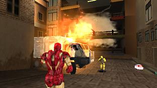 Iron Man 2 PlayStation Portable