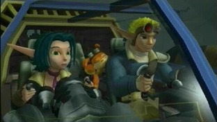 Jak and Daxter : The Lost Frontier PlayStation Portable