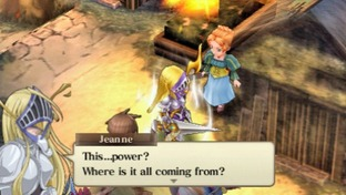 Test Jeanne d'Arc PlayStation Portable - Screenshot 156