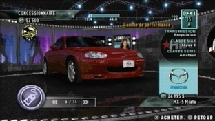 Juiced 2 : Hot Import Nights PlayStation Portable