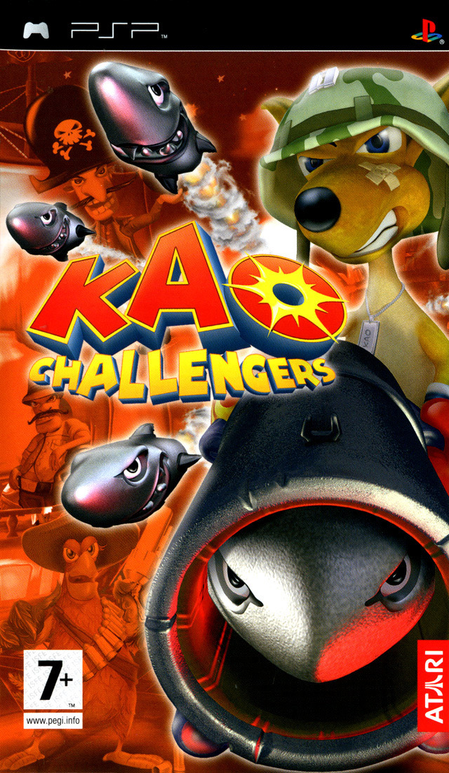telecharger gratuitement Kao Challengers