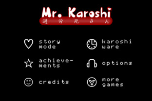 Karoshi PlayStation Portable
