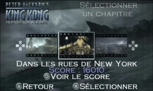 King Kong PlayStation Portable