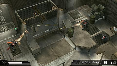 [Test] Killzone Libération - 2006 - PSP Kilipp056