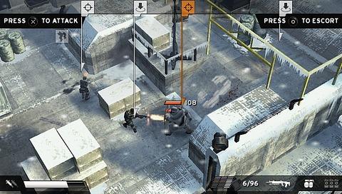 [Test] Killzone Libération - 2006 - PSP Kilipp088