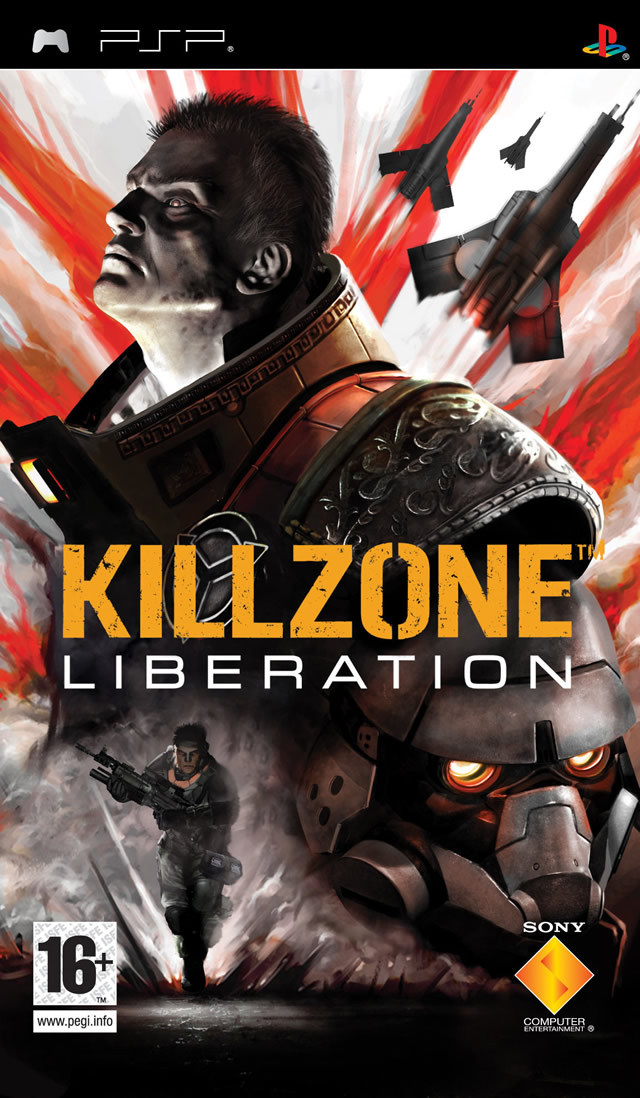 Kill Zone:liberation [PSP] [FR] [FS] [US]