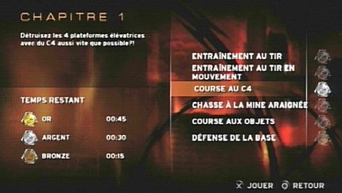 [Test] Killzone Libération - 2006 - PSP Kilipp179