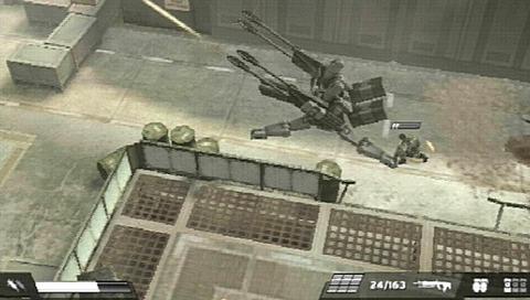 [Test] Killzone Libération - 2006 - PSP Kilipp180