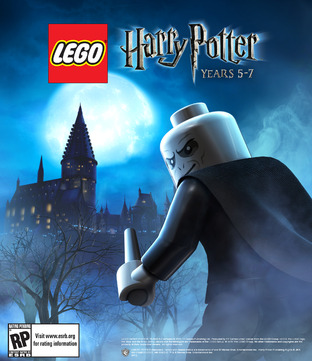 LEGO Harry Potter : Années 5 à 7 PlayStation Portable