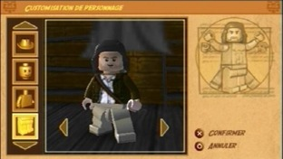 LEGO Indiana Jones 2 : L'Aventure Continue PlayStation Portable
