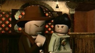 LEGO Indiana Jones : La Trilogie Originale PlayStation Portable