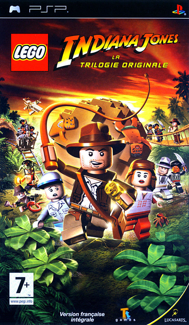 [Mu] Lego Indiana Jones : La Trilogie Originale