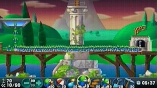 Lemmings PlayStation Portable