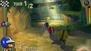Les Rebelles de la Forêt PlayStation Portable