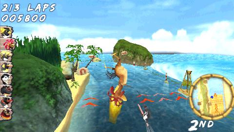 Screens Zimmer 8 angezeig: surfs up game