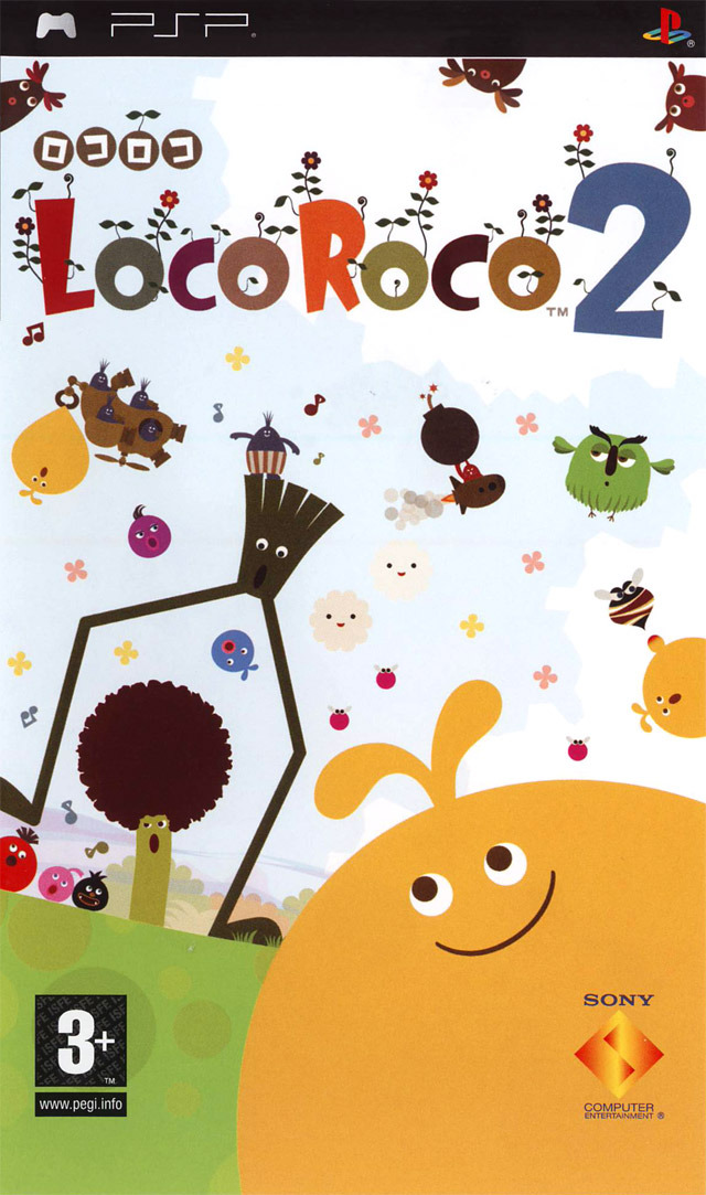 loco roco 2 version complete FR preview 0