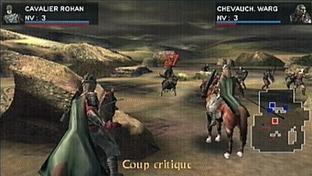 Le Seigneur des Anneaux : Tactics PlayStation Portable