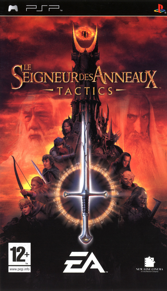telecharger gratuitement Le Seigneur des Anneaux : Tactics (lord of the rings tactics)