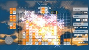 Lumines PlayStation Portable