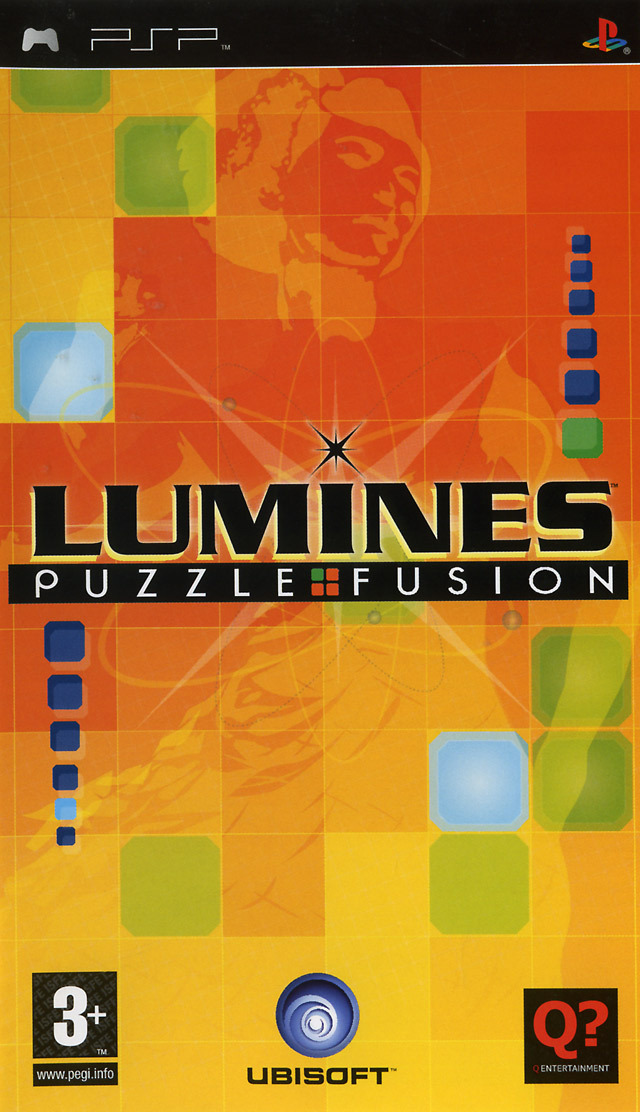Images Lumines PlayStation Portable - 1