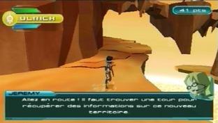 Code Lyoko : Plongez vers l'Infini PlayStation Portable