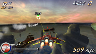 M.A.C.H. : Modified Air Combat Heroes PlayStation Portable