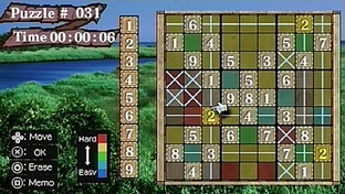 Magic Sudoku PlayStation Portable
