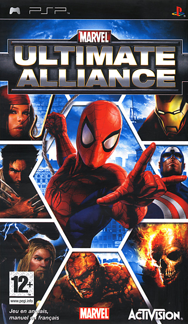 telecharger gratuitement Marvel Ultimate Alliance