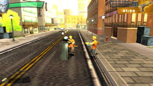 Megamind : Le Justicier Bleu PlayStation Portable