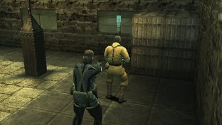 Metal Gear Solid : Portable Ops PlayStation Portable