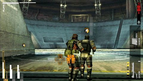Images Metal Gear Solid : Peace Walker PlayStation Portable - 468