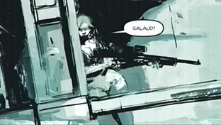 Metal Gear Solid : Digital Graphic Novel PlayStation Portable