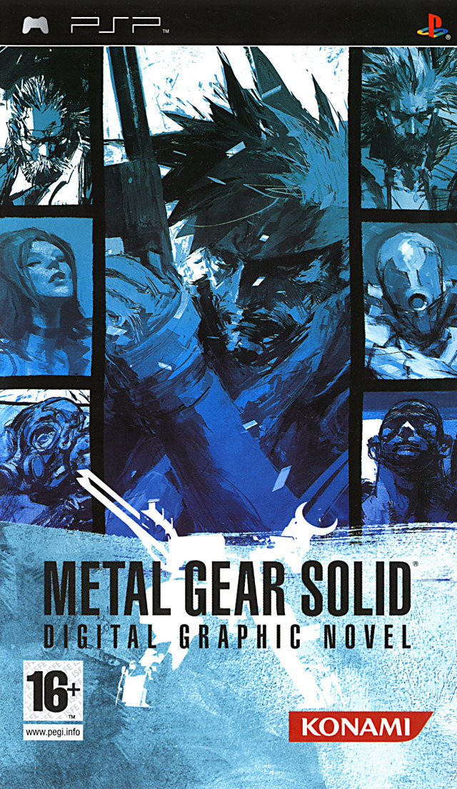telecharger gratuitement Metal Gear Solid : Digital Graphic Novel