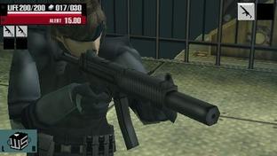 Metal Gear Acid PlayStation Portable
