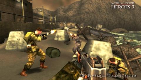 Medal of Honor : Heroes 2