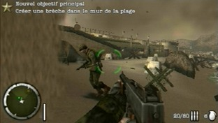 Medal of Honor : Heroes 2 PlayStation Portable
