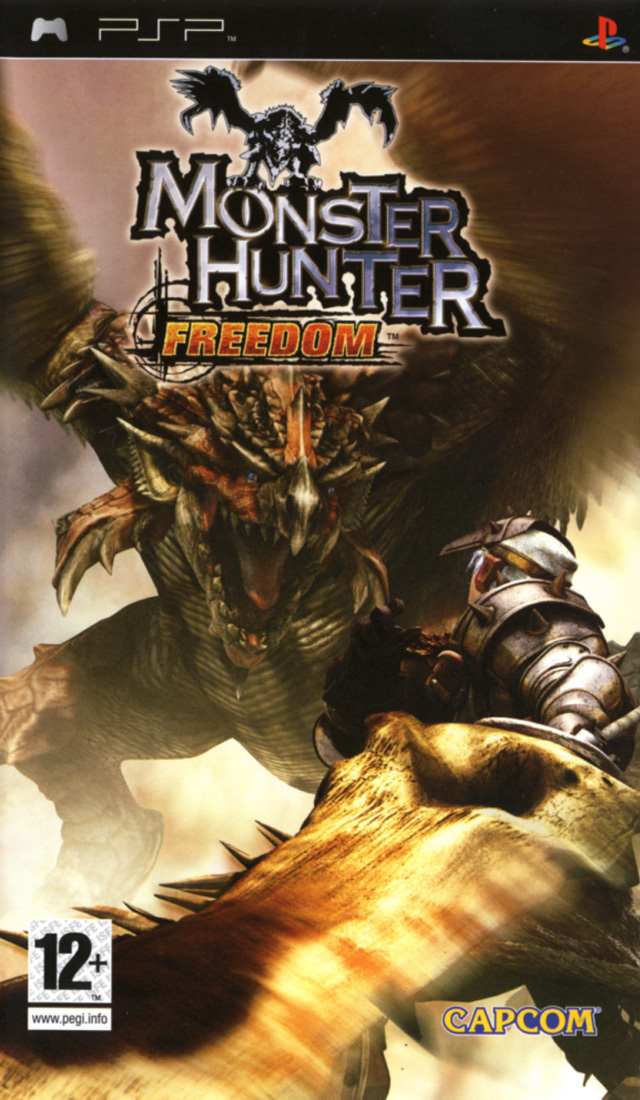 telecharger gratuitement Monster Hunter Freedom